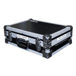 WiFly Funk-Transceiver für Akku-Scheinwerfer im geschlossenen Transport-Koffer